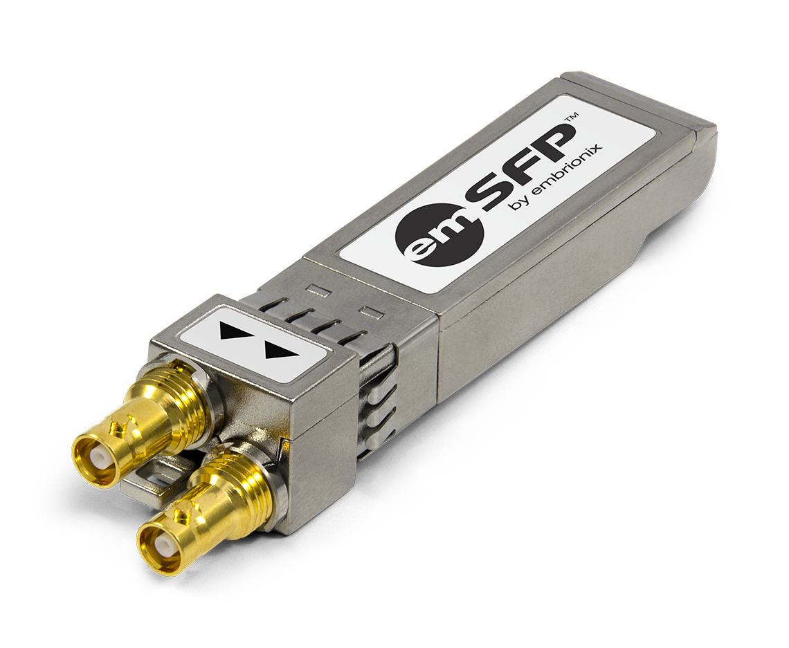 Software-Defined SFP - Dual TX