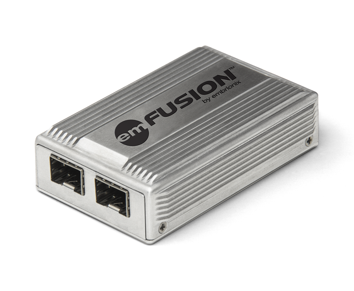 emFUSION-Single-SDI-IP-SM